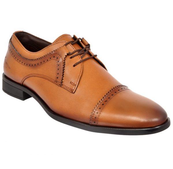Brogue shoes for men