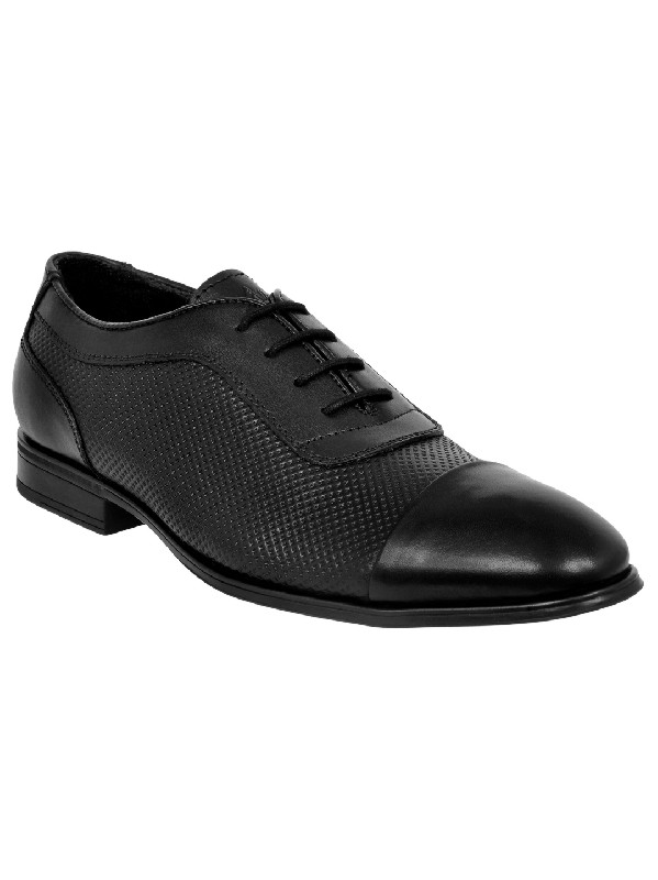 leather office shoes for men