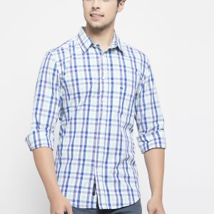 Casual Check Shirts For Men