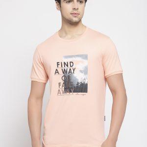 Peach tshirts for men