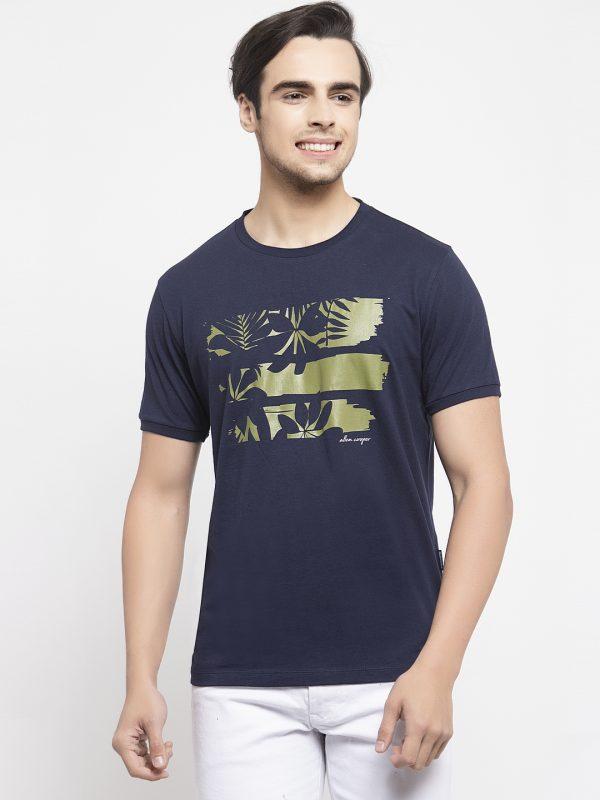 Navy Men's T-shirt