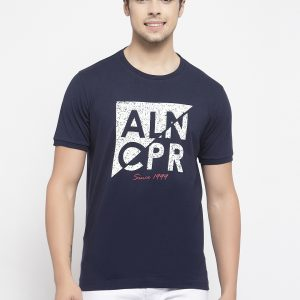 Navy Color T-shirt For Mens, Buy Mens tshirt online at best price, Summer tshirt for men, navy blue Half tshirt for boys at sale