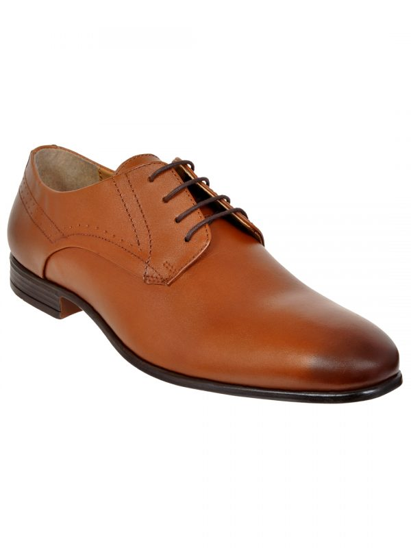 Tan Formal shoes For men